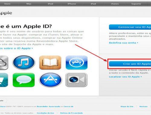 Criar ID Apple: Veja Como Criar ID Sem Adicionar Forma de Pagamento!