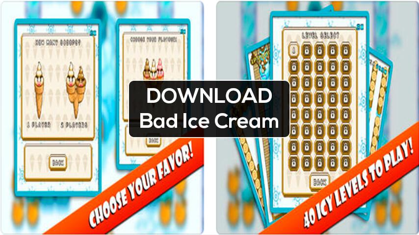 Bad Ice Cream