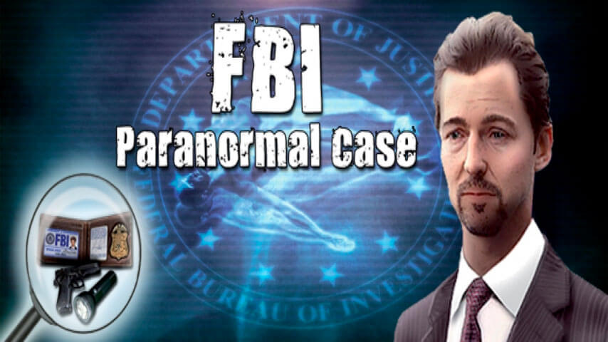 Enredo do Jogo FBI Paranormal Case