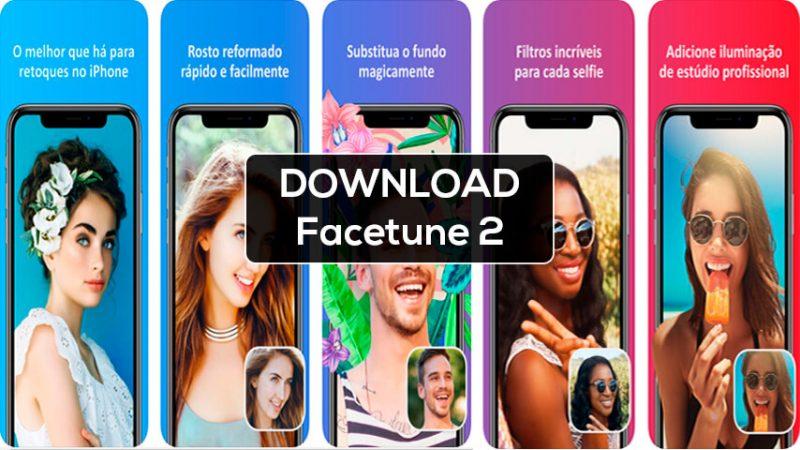 Facetune 2 Editor De Selfies Faca O Download Para Iphone Ios Gratis