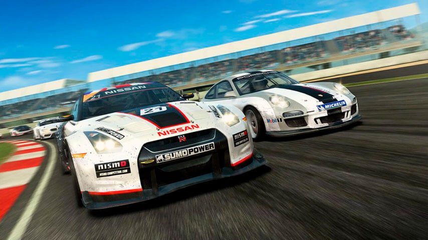 Panorama do Real Racing 3