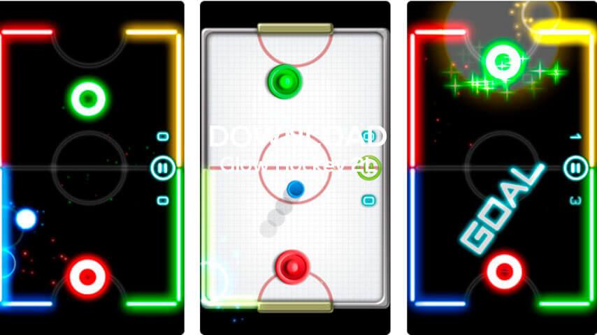 Funcionalidades e Características do Glow Hockey 2L
