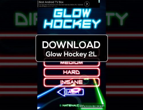 Glow Hockey 2L | Download | Um Novo Estilo de Air Hockey Para iOS