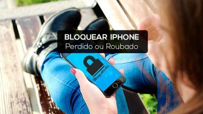 Bloquear iPhone