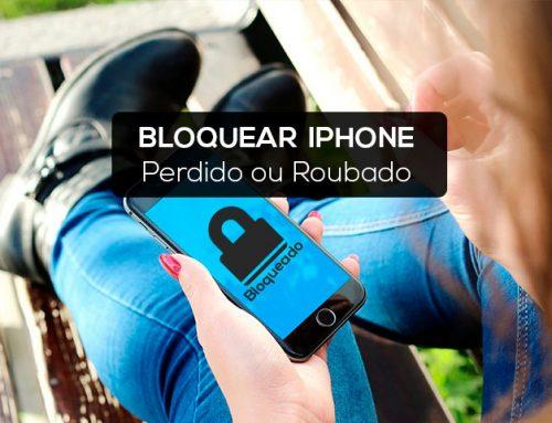 Bloquear iPhone | Roubado ou Perdido? Veja Como Proceder