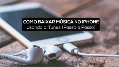 Baixar Música no iPhone