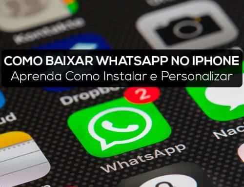 Como Baixar WhatsApp No iPhone | Aprenda Como Instalar